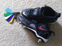 Nike Football Cleats size 9. Brand New perfect