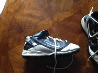 Size 6.5 Nike Football Cleats, good condition   $15.00