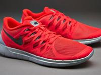 Brand New Nike Free 5.0 14 Flash - Actn