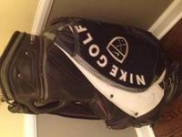 Nike staff golf bag.......60 obo....please call or text