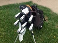 I have for sale a used Nike Ignite Iron Set (3 Hybrid,