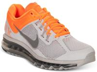 The Nike Air Max+ 2013 Sneaker takes retro looks and