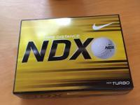 New box of NDX balls. Got at a gift exchange years ago,