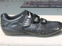 Size 13 Nike Altea II cycling shoes.  Minor scuffs on