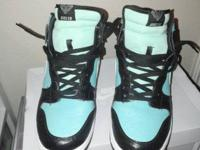 Size 13 Nike SB Tiffany Diamond supply Dunk & Air