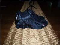 c0c9fbd28447 Nike Shox R4 All Black Brand New ( No Box) Mens Size 10 -.