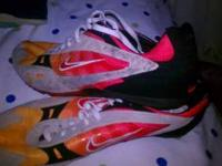 I have used nike track shoes size 10.2 call or text