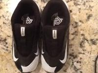 Youth baseball cleats Size 12 Worn a couple of times,
