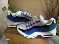 I HAVE A BRAND NEW PAIR OF WOMENS AIR MAX SIZE 7 ,THESE
