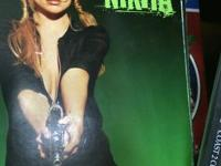 DVD set of Nikita Season 4 television episodes (only