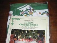 Nikko -- Happy Holidays New in box. Never used. 3 - 12