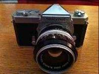 I am selling a Nikkormat Camera Ft series for $350 . In