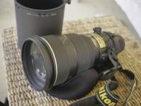 *** REDUCED PRICE ***.  Nikon 300mm f/2.8 AFS-II D. Up