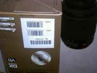 I got a nice55-200 nikon lens for sale. its less then a