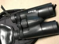 Nikon 10 x 42 - 5.4 degree binoculars with soft case in