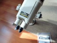 Nikon 20 x 120 Model 3 binocular telescope and mounting