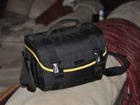 Standard NIKON camera bag. Very good condition! $15.00