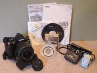 Type: Digital Camera Brand: Nikon Excellent condition