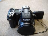 New Open Box   Nikon Coolpix 5700 5MP Digital Camera w/