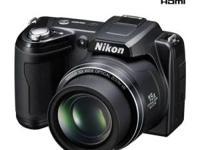 I'm selling my Nikon CoolPix L105, It's in great