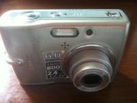 Nikon Coolpix L11 Digital Camera, 6 Megapixel, 3x