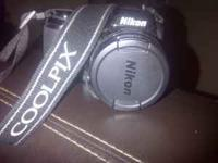 Selling an almost brand new Nikon Coolpix L110 - bought