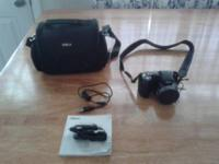 Nikon Coolpix L810 includes camera bag, computer cable