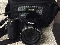 Selling my barely used Nikon camera. I have the CD's,