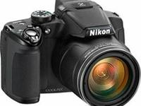 Nikon COOLPIX P510 16.1 MP CMOS Digital Camera with 42x