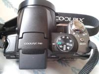 like brand-new Nikon Coolpix p80 for sale 10.1 MP.