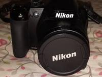Nikon Coolpix P90 cam, utilized just a handful of