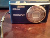 For sale camera has some small scratches on the body of