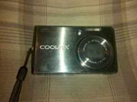 Super sweet Nikon Coolpix digital camera. 4x optical