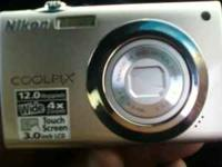 i have a nikon coolpix touchscreen digital camera for