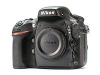 The Nikon D800 is a beast! 36 megapixels, weather
