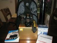 Stunning Nikon D200 Professional Camera. In immaculate