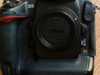 Up for sale is my Nikon D3 (USA Model, comes w/one