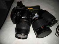 This camera and lens are in excellent condition. For