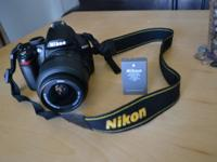 NiKON D3000 is in perfect condition. I need to sell