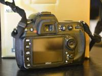 Good condition D300s with devices including:.  - Body:
