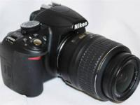 Product Description:  We are selling a fantastic Nikon