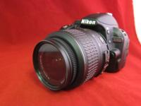 We have a pre had Nikon Dx D3100 digital electronic