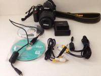 Gently used Excellent condition Includes all cables,