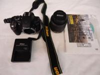 I'm selling my Like New and Perfect Condition, Nikon