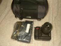 I have a Nikon D3x available and its lightly used. Less