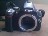 Hi- I'm selling a Nikon D40 Camera (body only) I bought