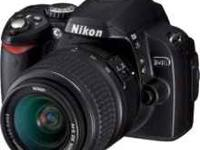 this is pro nikon camera d40 comes with 18 to 55 lens