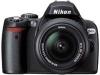 NIKON 40X DSLR camera with auto focus lens. Great hard
