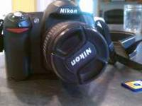 I have a Nikon D50 for sale or trade. Camera is in good