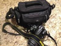 Nikon D5000 12.3 MP DX Digital SLR Camera with 18-55mm